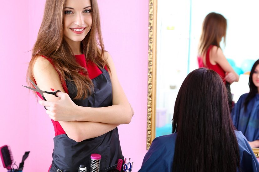 What should you keep in your mind before becoming a hairdresser?